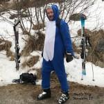 Phil Austin - Blue Stitch