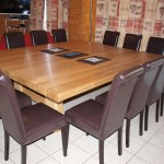 Dining room table 1