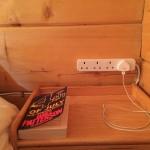 British Plug in every bedroom