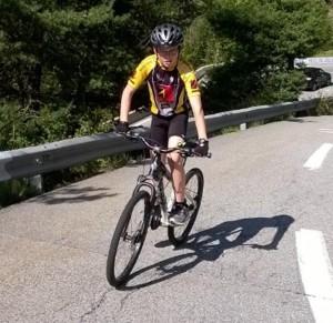 Ben Fanshawe ADH ascent