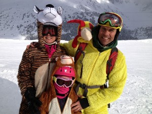 Fancy Dress Ski